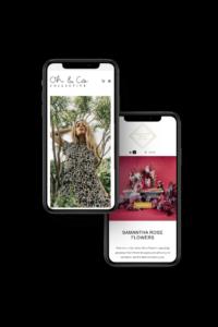 Mobile previews